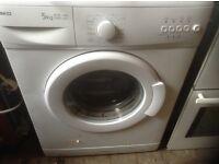 Beko washing machine,£65.00