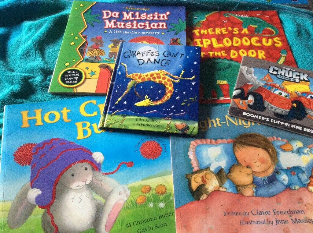 Used children's books good condition