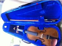 STENTOR 3/4 SIZE VIOLIN WITH ROSIN
