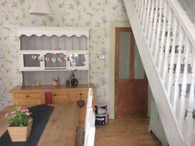 Lovely large Welsh dresser top refurbished