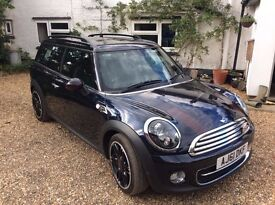 Mini Clubman Hampton Special Edition 2012 1.6 diesel £20 a year tax Reduced Price