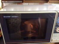 Microwave sharp carousel 11