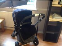 Bugaboo Cameleon 2nd generation with all extras and free baby clothes
