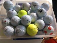Lake Golf Balls -A Grade