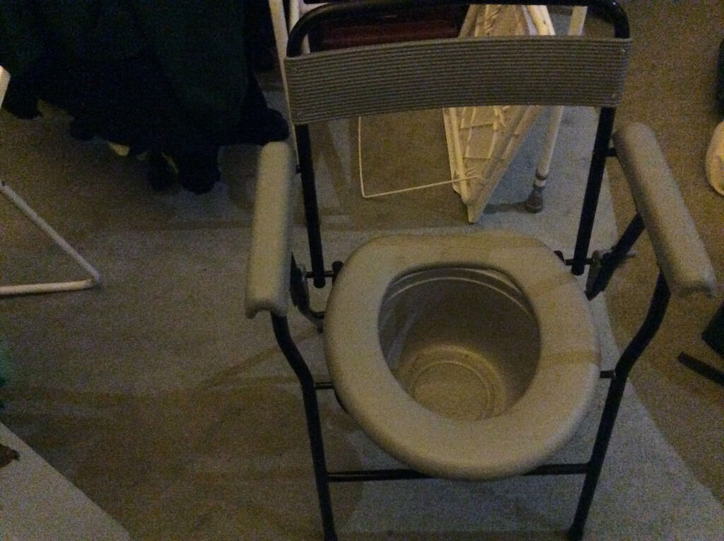 Commode chair   in Richmond, London   Gumtree