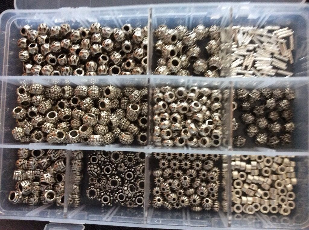 Selection of spacer beads