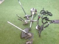 Spear & Jackson petrol Trimmer & brushcutter