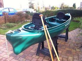 The Mad River Explorer 14 Canoe