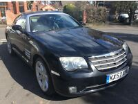 Chrysler crossfire 3.2 v6 automatic sport box fsh leather sat nav 57 reg