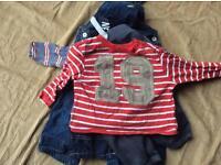 9-12 months bundle boys clothes