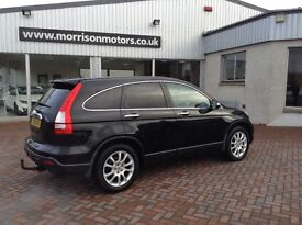 Honda CR-V. Diesel. EX. Sat-Nav -- Leather