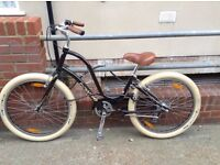 STOLEN: Electra Townie Brown & Cream bike - 4th May - Furze Hill, Hove