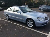 Mercedes S320 CDI Diesel For sale £2495