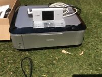 Canon MP640 series Printer. Wi-fi and copies and scans. Good condition.