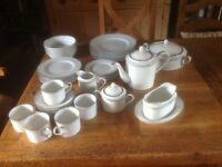 Noritake Dynasty 6 place dinner service (and extras)