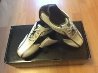 Footjoy Junior Golf Shoes,NEW in box,U.K.1