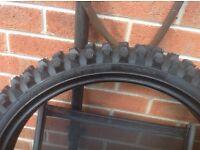 Michelin Desert Race Front Tyre 90/90/21
