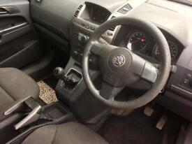 Vauxhall Zafira *Spares or Repair*