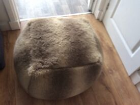 MODERN BEAN BAG FOR SALE COLLECTION ONLY