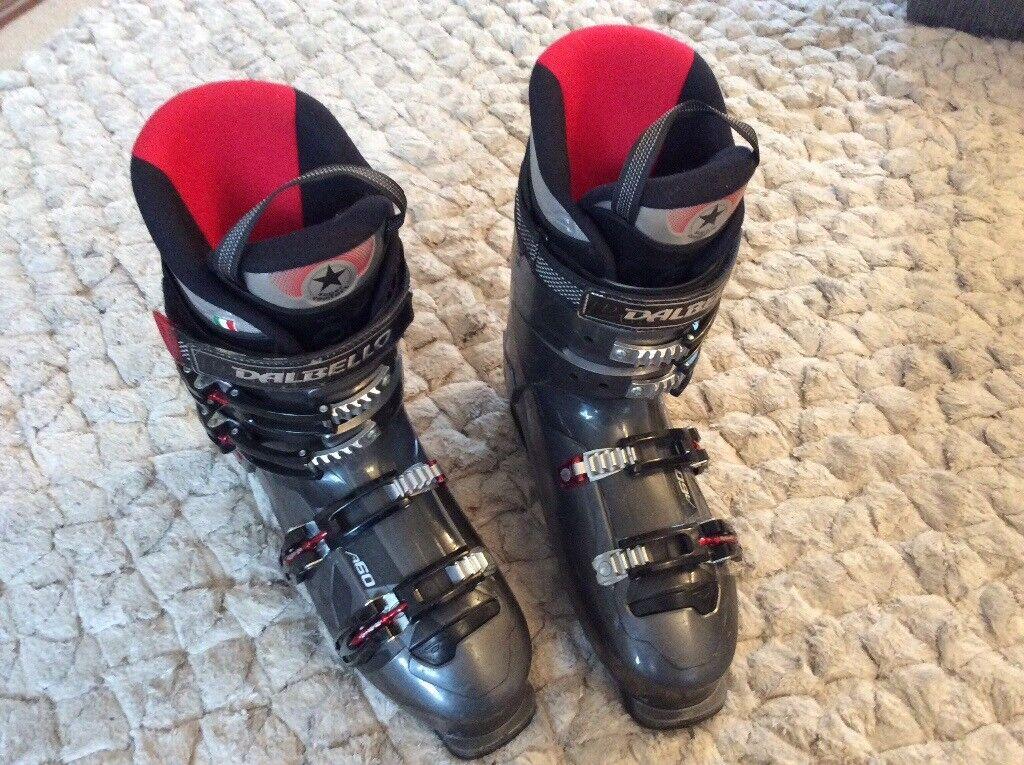 Dalbello Aero A60 size 10..5/11 ski boots