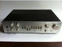 Luxman Vintage amplifier L-116A