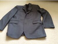 DeHavilland Size 32in Gents Grey Suit Jacket - only worn couple of times