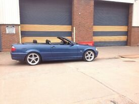 FULLY LOADED 2003 BMW 318 CI CONVERTIBLE.