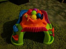 Fisher Price Ballcano, as new. (recommend 6mths - 3yrs)