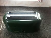 Morphy Richards double toaster