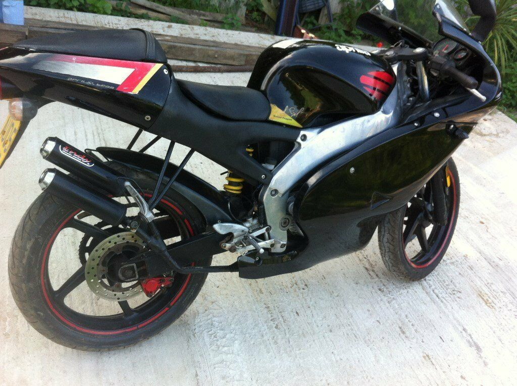 aprilia rs50 50cc in norwich norfolk gumtree. Black Bedroom Furniture Sets. Home Design Ideas