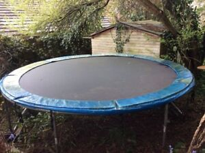 Looking for used trampoline