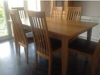 SANTIAGO DINING SET