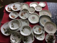Selection Midwinter plates