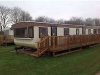 SKEGNESS - PEACEHAVEN FAMILY HOLIDAY PARK 2 BEDROOMS SLEEPS 4-6, SMALL DOGS WELCOME