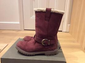 Timberland Nellie Boots Size 5.5