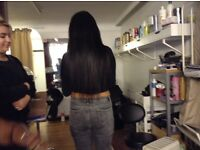 Summer Hair new Styles cutting ,Extensions colour micro strands weave nano rings weave pre bonds