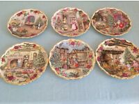 Christmas plate collection (6)