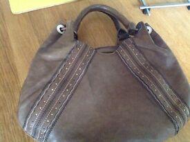 Radley grab bag in light brown