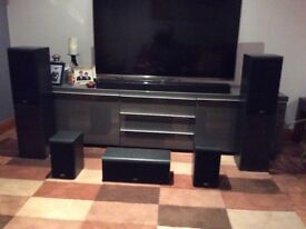 Gale Moviestar Surround Sound Speakers (5)