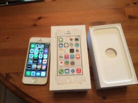 I phone 5s immaculate condition
