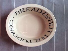 Emma Bridgewater Oval Ceramic Pie Dish