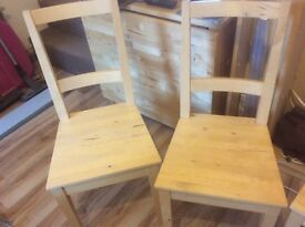 Kitchen/ Dining chairs