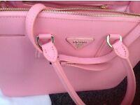 Pink Prada saffino bag