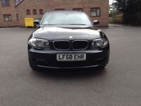 LEFT HAND DRIVE 2008 BMW 1 series convertible 118 2.0L