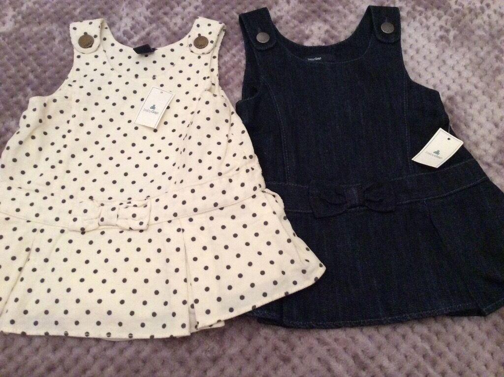 3fd557a42 2 new designer baby gap dresses for baby girl