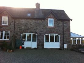 Lovely 3 bed converted farm building to rent