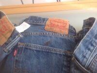 Levi Jeans 501 American Import 34 waist x 29 leg
