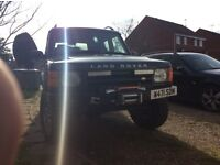 Landrover discovery TD5 with extras
