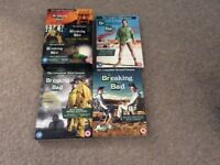 Breaking Bad Complete Series DVD's For Sale.