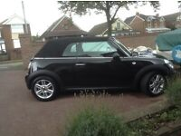 Mini One Convertible 2011, PX Swap 2007 > Range Rover Vogue Diesel